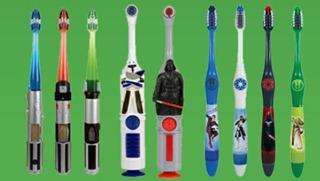 Star Wars Toothbrushes