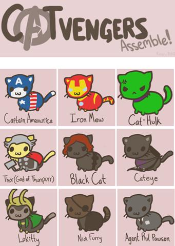catvangers